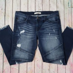 KanCan Moto jeans